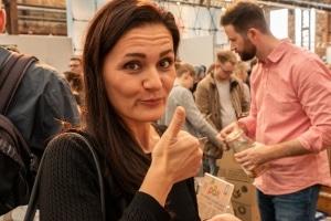IQ BODY testet auf Veggie World 2018 Düsseldorf