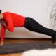 Ganzkörperstütz mit Armwechsel | Fitness Adventskalender 2019 #10 | IQ BODY