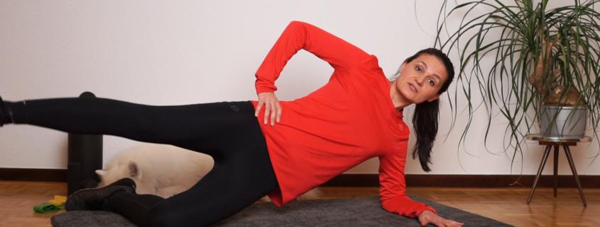 IQ BODY ADVENTSKALENDER 2019 #7 - Übung für Taille langer Hebel